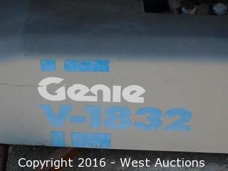 Genie V-18154 Lift