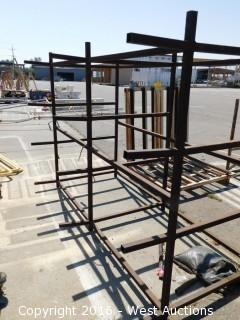 Material Rack - Welded Steel