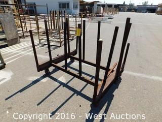 Heavy Material Cart