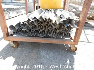 """Portable Material Rack and Sheet Metal """"T's"""""""