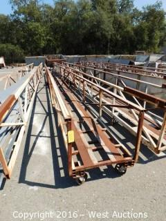45' Sheet Metal Stock Cart