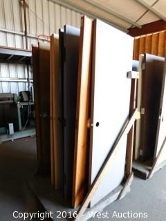 Pallet of (7) Commercial Solid Core Doors