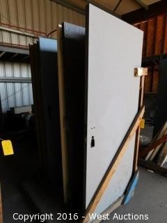 Pallet of (7) Commercial Solid Core Doors