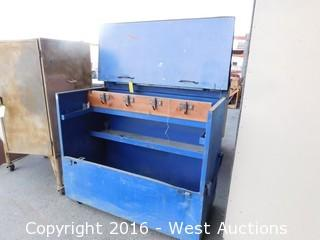 Forkliftable Job Box