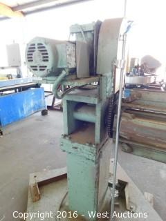 Sheet Metal Coil Machine
