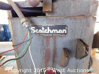 Scotchman Metal Cutting Machine