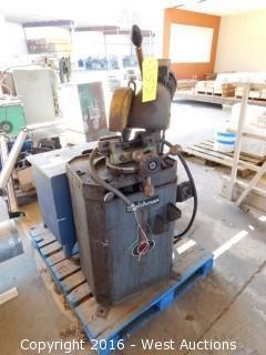 Scotchman Metal Cutting Machine