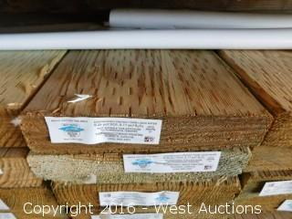 (96) Boards - Above Ground Pressure Treated Lumber
