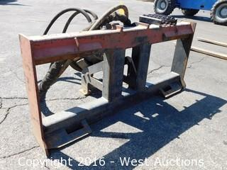 CAT A19B Skid Steer Auger Drive Attachment