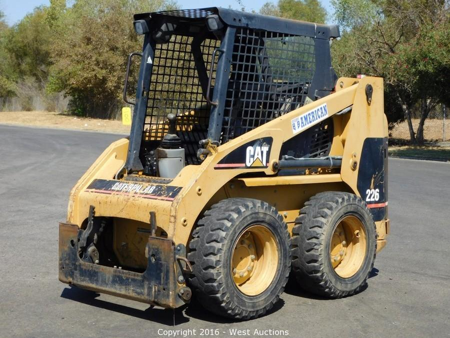 CAT Skid Steer, Genie Boom Lift and Skid Steer Attachments