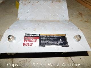 (4) Haul Master Vehicle Dolly's