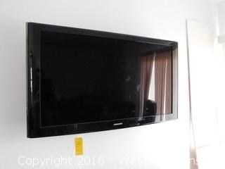 "Samsung 46"" TV"
