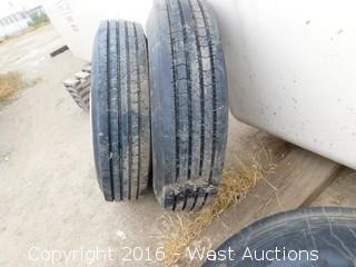 Bulk Lot of tires