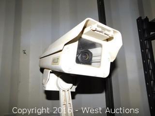 (2) Pelco Security Cameras