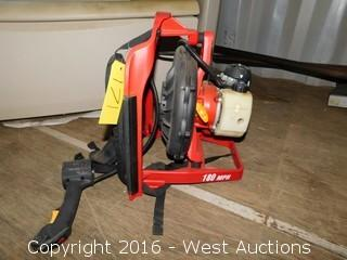 Homelite Mighty Lite 26bp Gas Backpack Blower