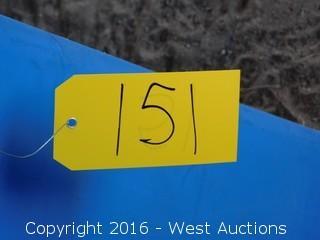 """35""""x44"""" Plastic Drum"""
