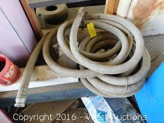 "(2) Coils of 2"" 100 PSO Fuel Hose"