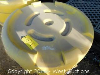 (1) Overpack Salvage Drum Hazmat Spill Kit