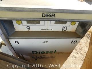 Gasboy Fuel Pump