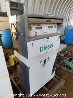Gasboy 9152RDXTW-1CF Fuel Pump