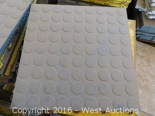 1000+ Sq.Ft of Plastic Interlocking Floor Tiles