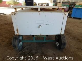 Fuel Wagon with Pump