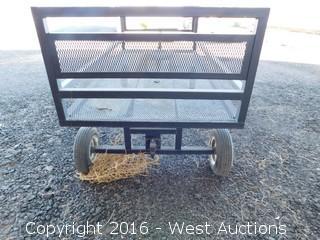 8'x4' Steel Cart