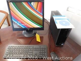 Dell Inspiron 66OS with Accessories