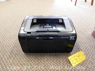 HP LaserJet P1102W Printer