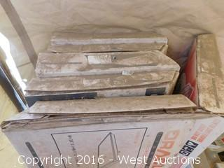 (5) Boxes of Oracle Fluorescent 2'x4' Celing Troffers