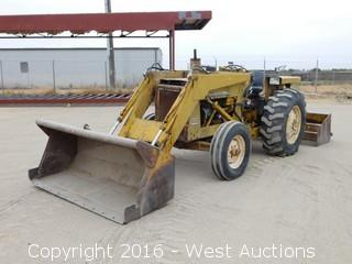 International 3444 Front Loader