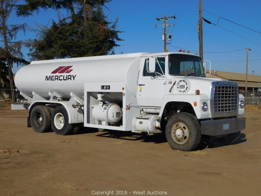 Fuel Trucks, 2085 Fuel Tanks, Front Loader and Construction Supplies