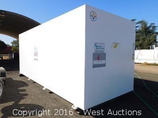 STI Fireguard 8,000 Gallon UL 2085 Light Weight Double Wall Fuel Tank