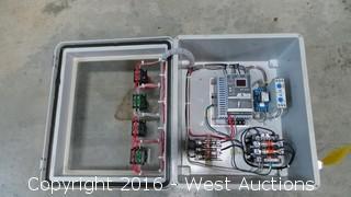 AC Tech Power Panel SCF Series