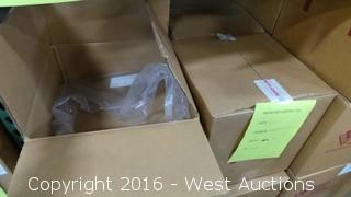 Pallet of (25) Boxes of Europor K-12 and K-10 Depth Filter Sheets
