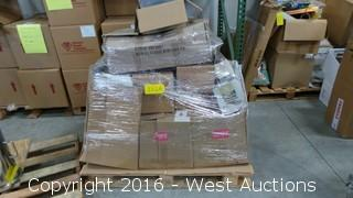 Pallet of Orchid Plant Supplies