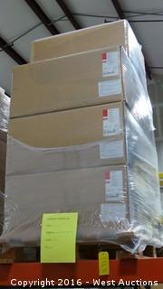 Pallet of (7) Boxes of Filter Additives