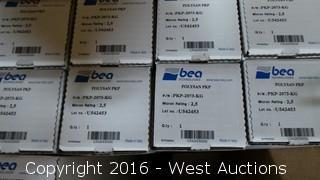 (16) Bea Technologies Polysan PKP Cartridge Filters