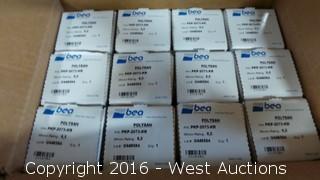 (13) Bea Technologies Polysan Filter Cartridges