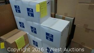 (8) Boxes of Fibrafix Filter Sheets