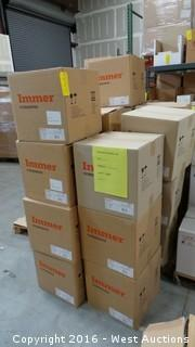 (26) Boxes of Immer Filter Sheets