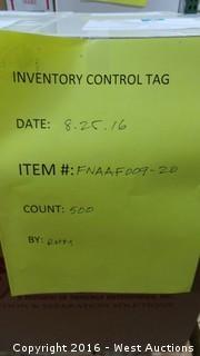 1.5 Boxes of Fibrafix Filter Sheets