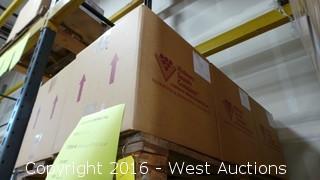 Pallet of (6) Boxes of Europor K-60 Depth Filter Sheets