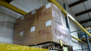 Pallet of (11) Boxes of Europor K-10 Depth Filter Sheets