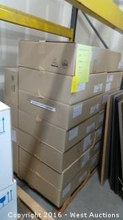 (18) Boxes of Europor K-12 Depth Filter Sheets