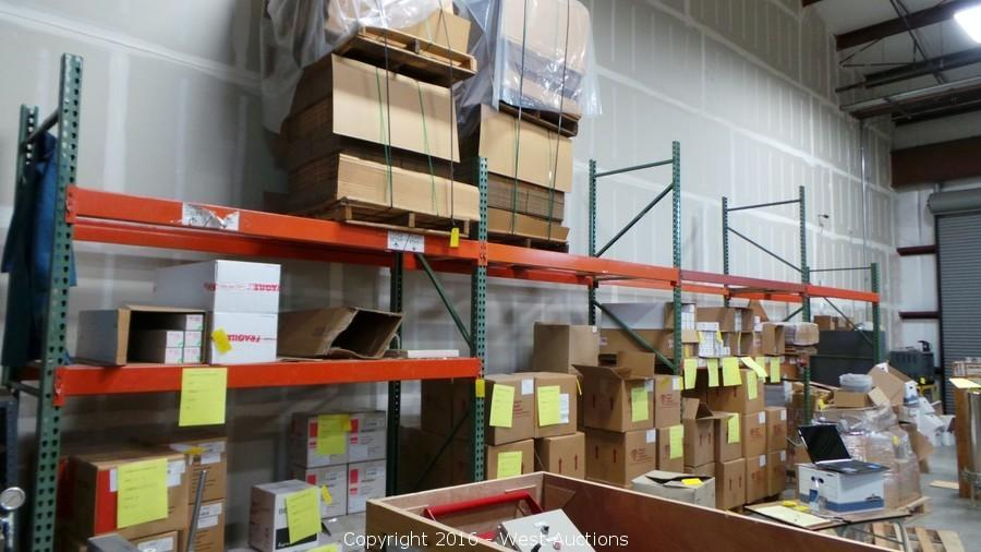 Bankruptcy Auction of Vintner's Supply Company