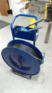 Banding Cart with Tools