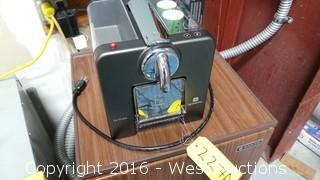 Nespresso Le Cube Espresso Machine