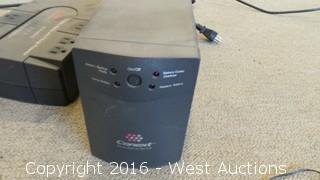 (3) Battery Backup Units