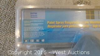 3M Paint Spray Respirator
